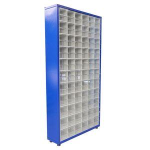 Assortimentskast, onderdelenkast 132 bakken 1810x780x230 mm (hxbxd)