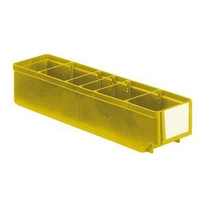 Magazijnbak, Magazijnstellingbak, Kunststof bak RK 400x93x83 geel