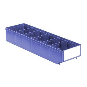 Magazijnbak, Magazijnstellingbak, Kunststof bak RK 500x152x83 blauw