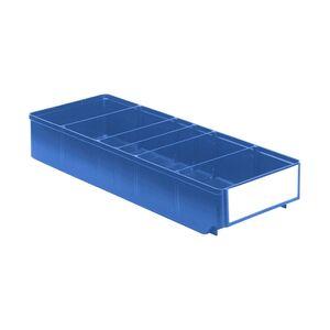 Magazijnbak, Magazijnstellingbak, Kunststof bak RK 500x186x83 blauw