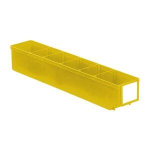 Magazijnbak, Magazijnstellingbak, Kunststof bak RK 500x93x83 geel