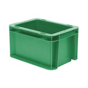 Transportkrat Euronorm plastic bak, krat TK0 200x100x120 groen