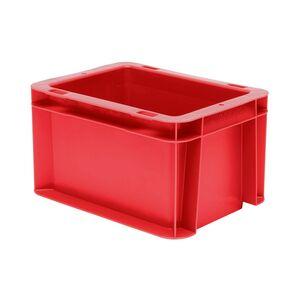 Transportkrat Euronorm plastic bak, krat TK0 200x100x120 rood