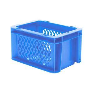 Transportkrat Euronorm plastic bak, krat TK2 200x100x120 blauw